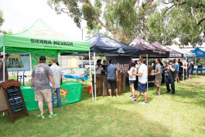 Beer fans will get a taste of nearly three dozen craft brewers on Saturday at the third annual Carlsbad Brewfest at Holiday Park. Courtesy photo