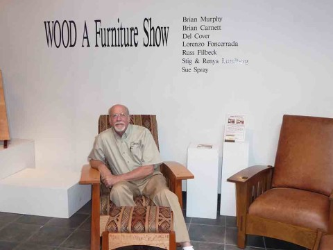 Brian Murphy carving out an art scene in Escondido