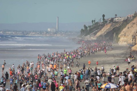 World famous Surfing Madonna Beach Run is making waves again