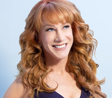 Kathy Griffin takes stage at California Center for the Arts, Escondido
