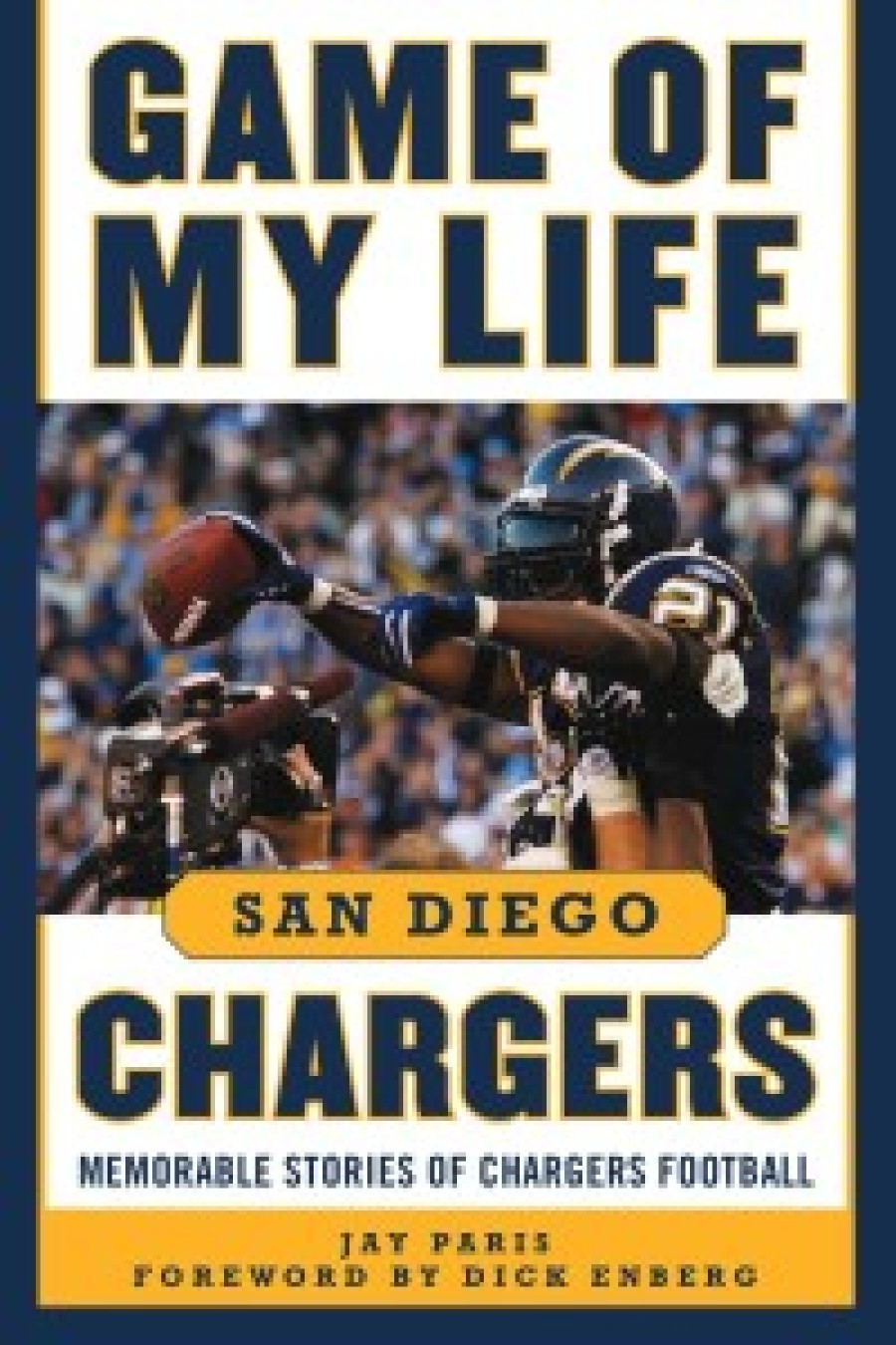 Book takes readers into the locker room of Chargers' greats