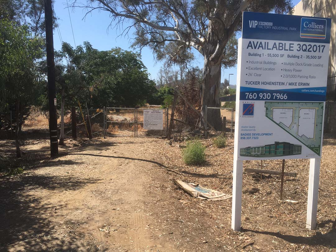 Carlsbad-based developer pushing for Escondido project