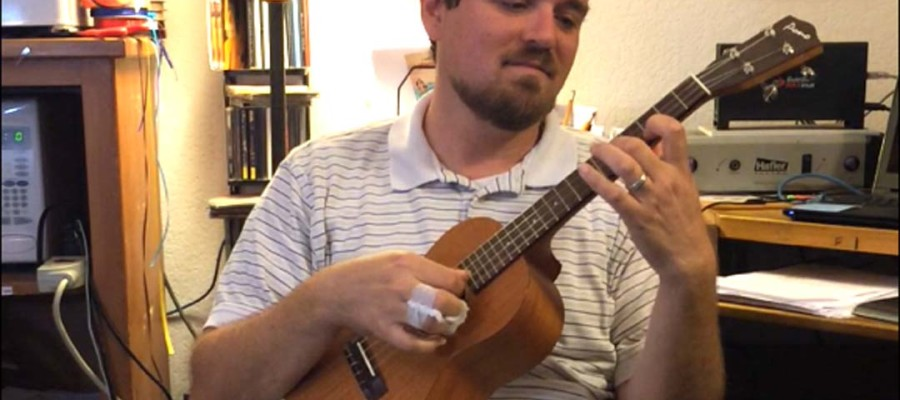 Encinitas guitar teacher to create Flamenco album — on the ukulele