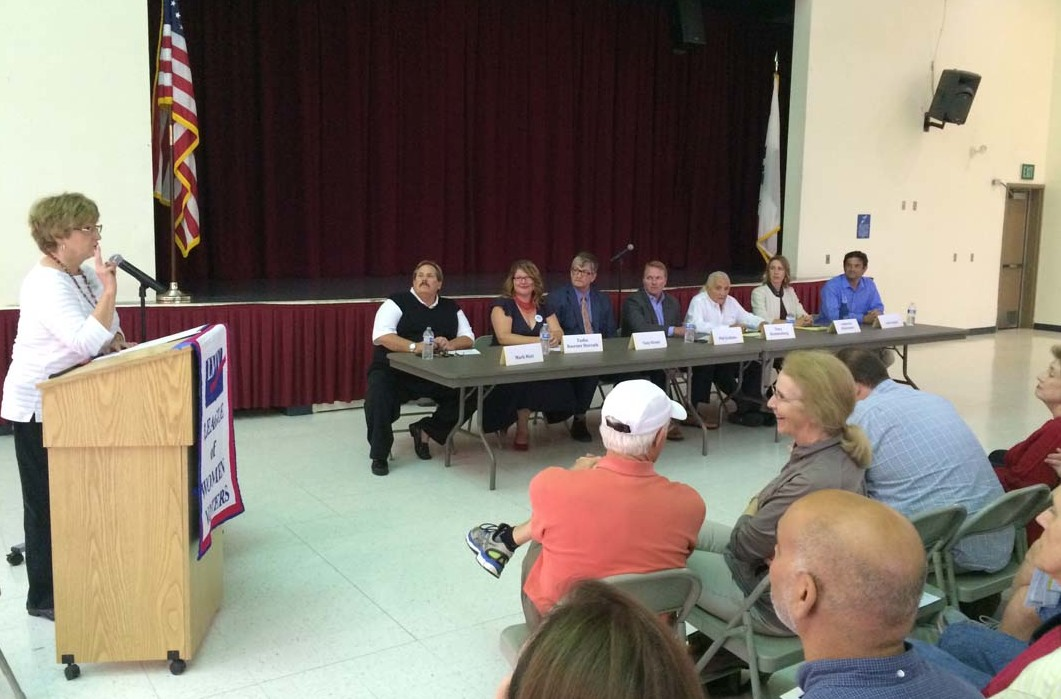 Candidates reveal stances on issues affecting Encinitas