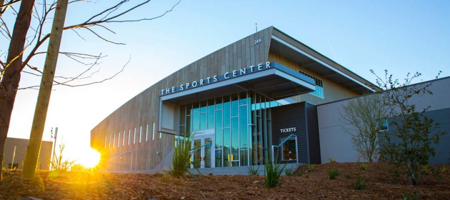 Cal State San Marcos christens The Sports Center