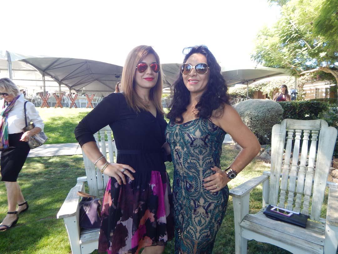 Tanya Jaff and Limber Holmlin. Photo by Christina Macone-Greene