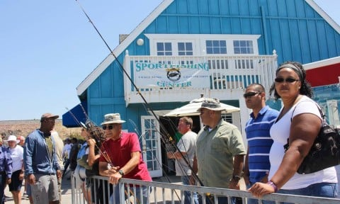 Helgren's Sportsfishing fights to hold onto its lease