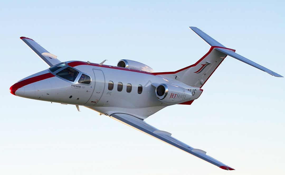 JetSuite launches public charter Monday from Carlsbad