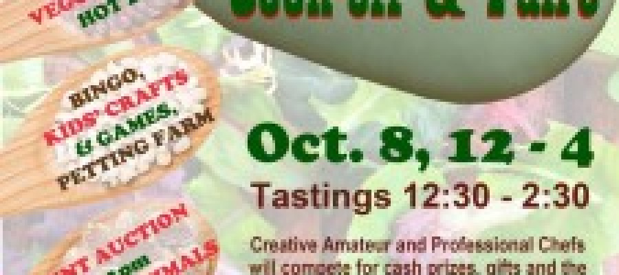 Lick the Plate: Celebrate local history at the Beans & Greens Cook-off & Faire