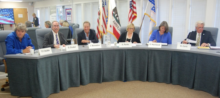 Del Mar candidates take on the issues