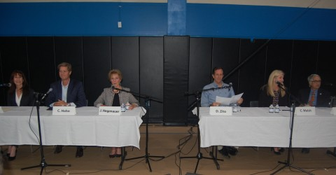 Solana Beach candidates share similar views in forum