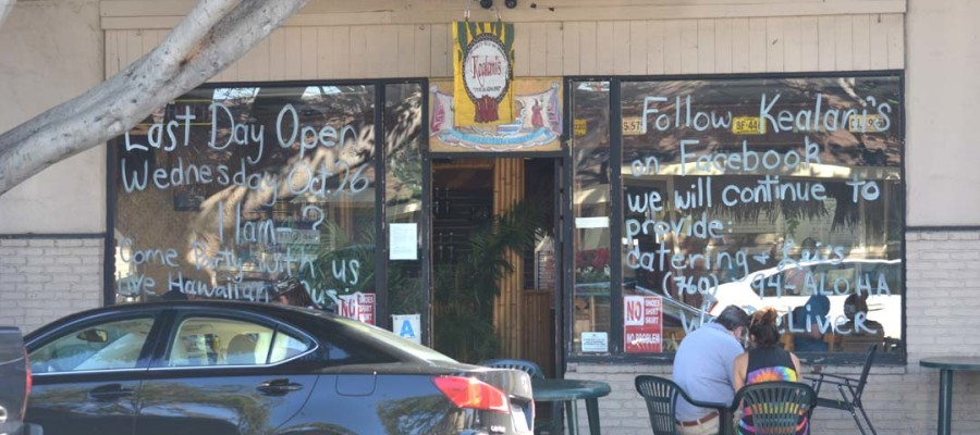 Kealani's owner to host farewell; building likely to be demolished