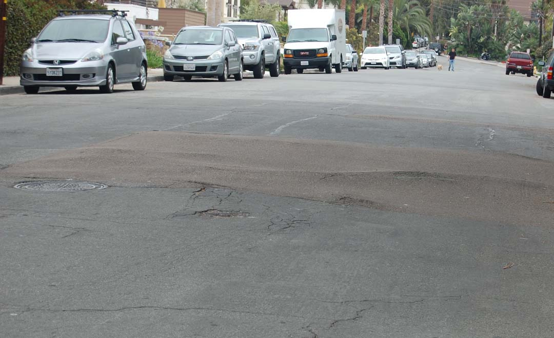 Road repair project begins next month