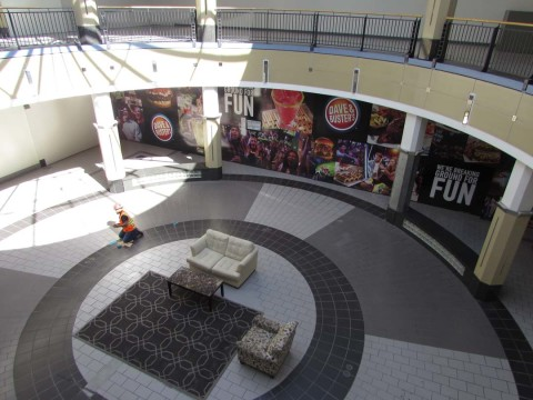 Rouse Properties begins renovations on mall