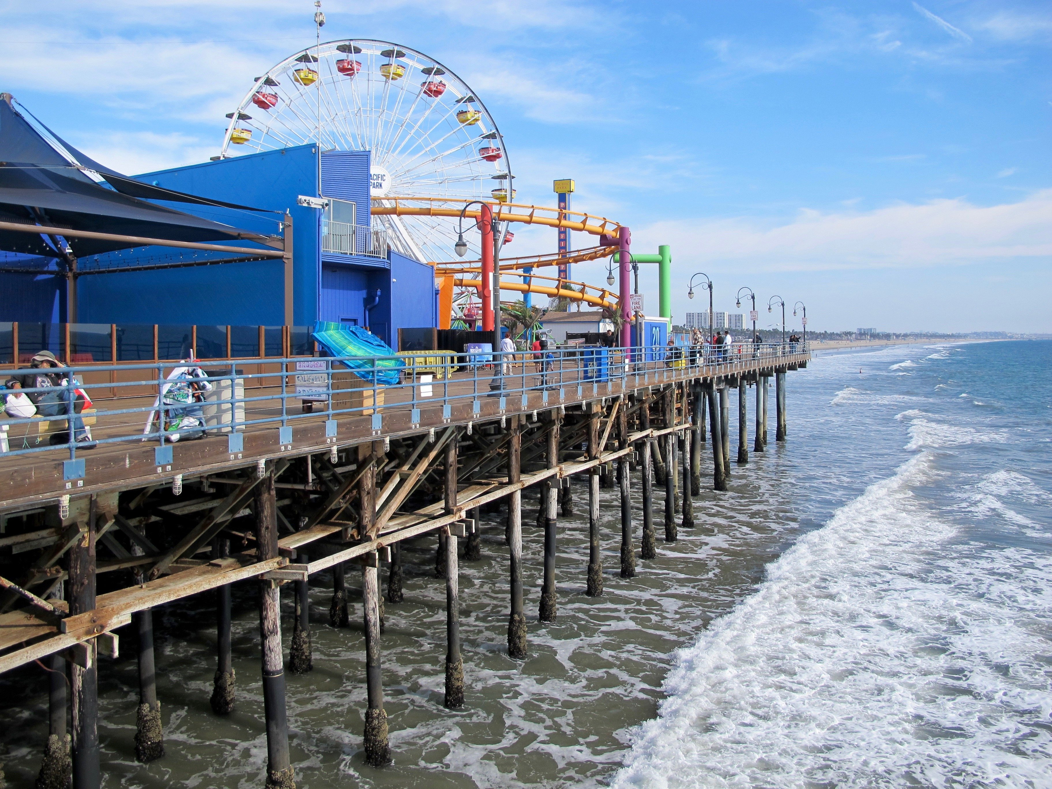 There's lots to see and do in Santa Monica