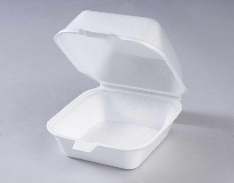 Restaurants in Encinitas may have to stop using polystyrene food service and packaging products if the proposed ban is approved next month when the item returns to the Encinitas City Council dais. Courtesy photo