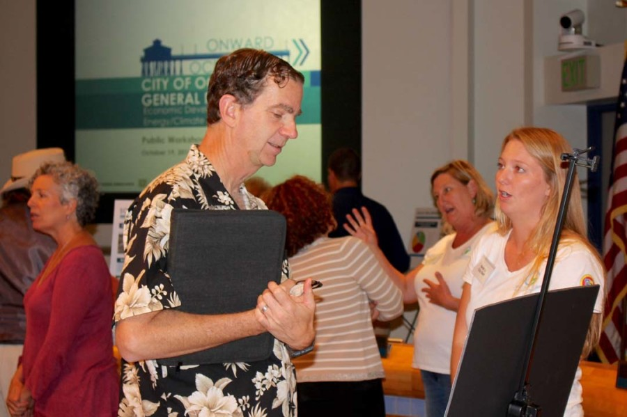 Residents get their first look at Oceanside's Energy/Climate Action Element