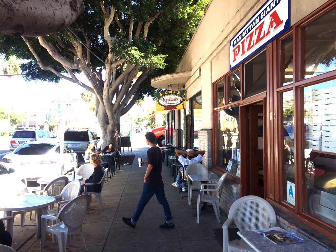 Manhattan Giant Pizza, Kealani's set to close in Encinitas