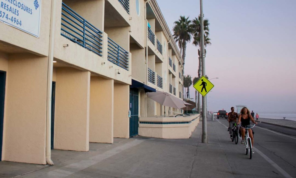 Oceanside has decided to get more community on its short-term rental rules. Some cities liwmit short-term rentals to coastal areas, Oceanside is looking at allowance citywide. Photo by Promise Yee