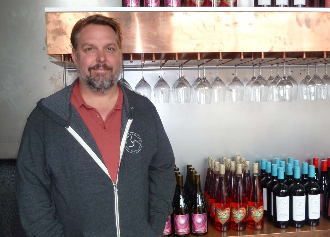 Taste of Wine: Adam Carruth expands his urban winery