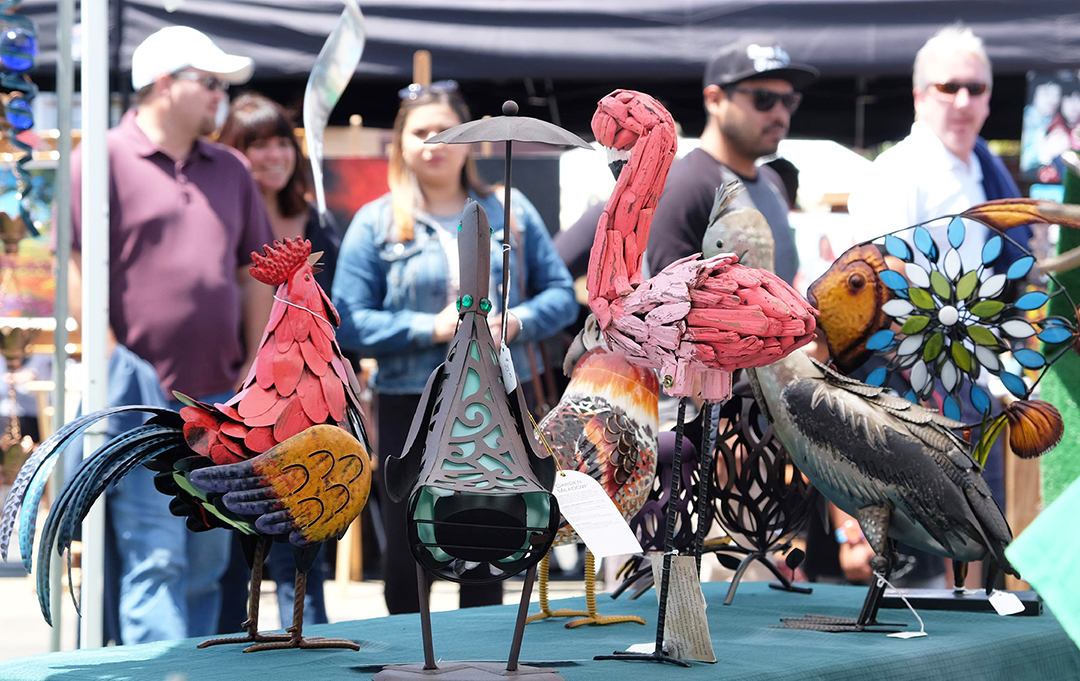 Carlsbad Village Faire to draw the masses on Sunday