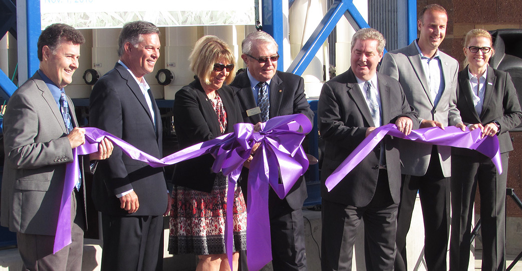 Carlsbad completes recycled water plant expansion project