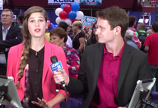 CHSTV going live with election coverage Tuesday