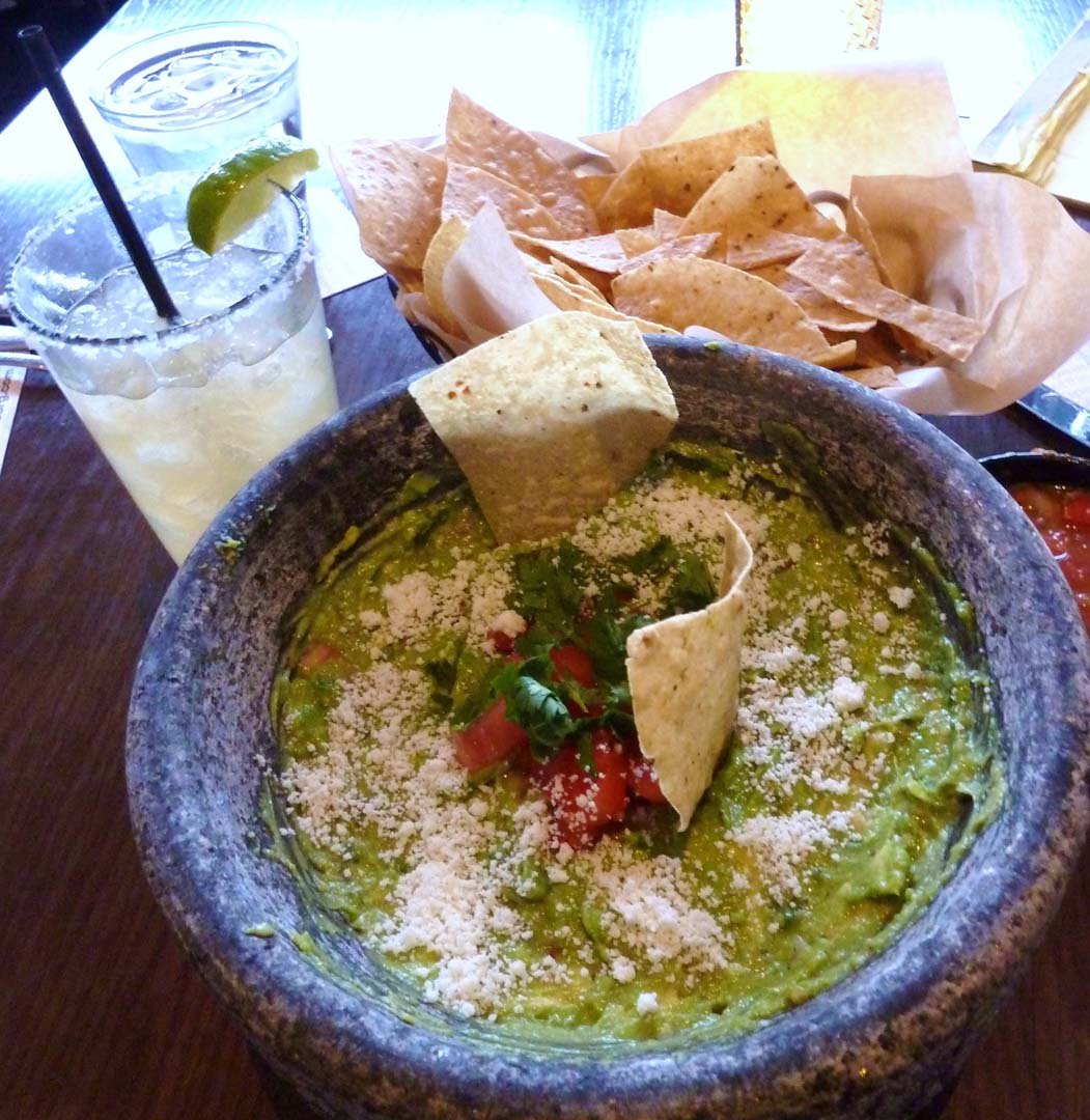 Taste of Wine: Modern Mexican with a delicious bay view