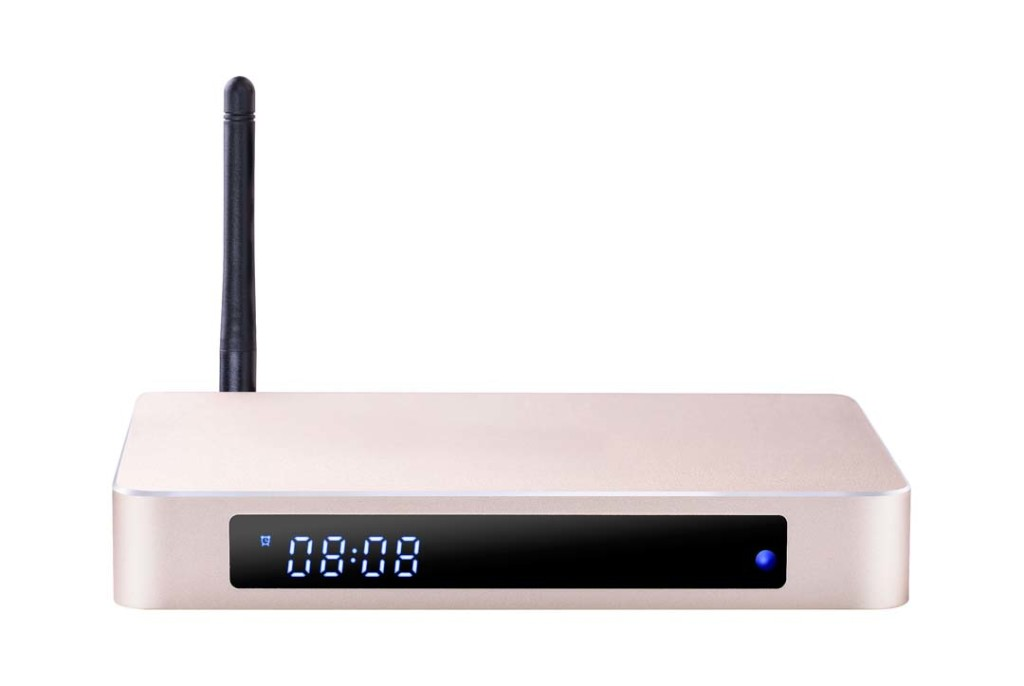 A television with an HDMI input and a simple Internet connection with a speed of 10 MBPS or higher is all that's required to use the DigiXuniverse video streaming device.