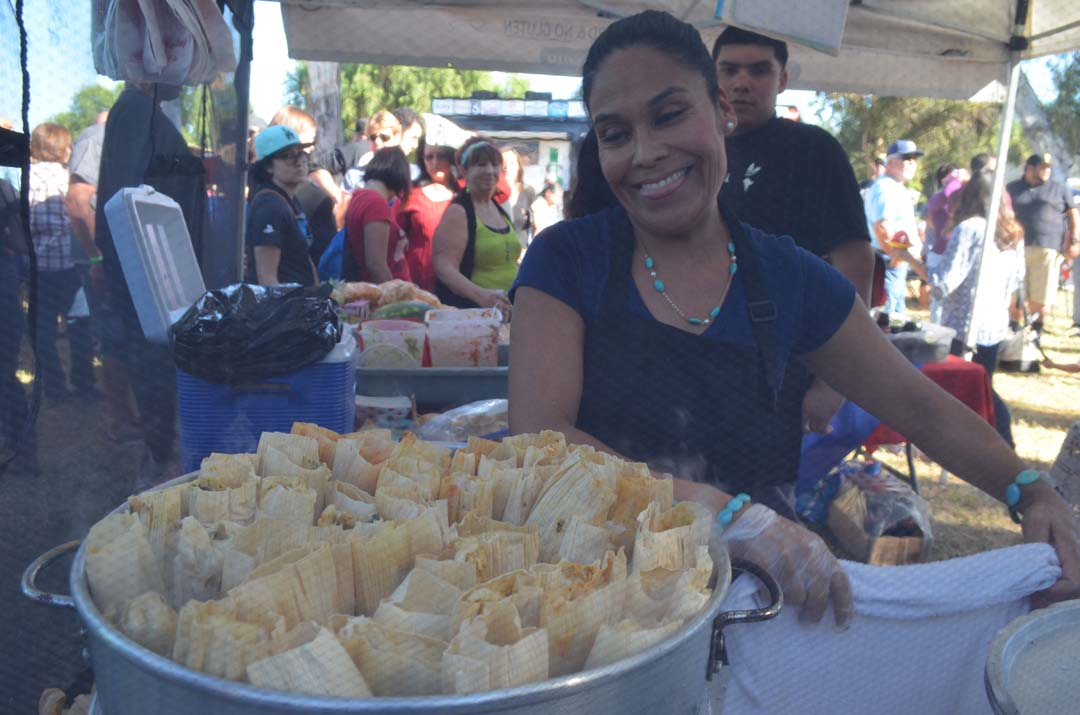 Tamale festival returns to Escondido for 2nd year