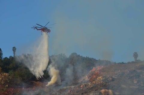 Update: Gopher Fire burns 28 acres, 100 percent contained