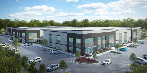 Second industrial development moving forward