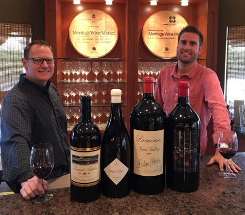 Taste of Wine: Meritage — A premium wine shop for every customer