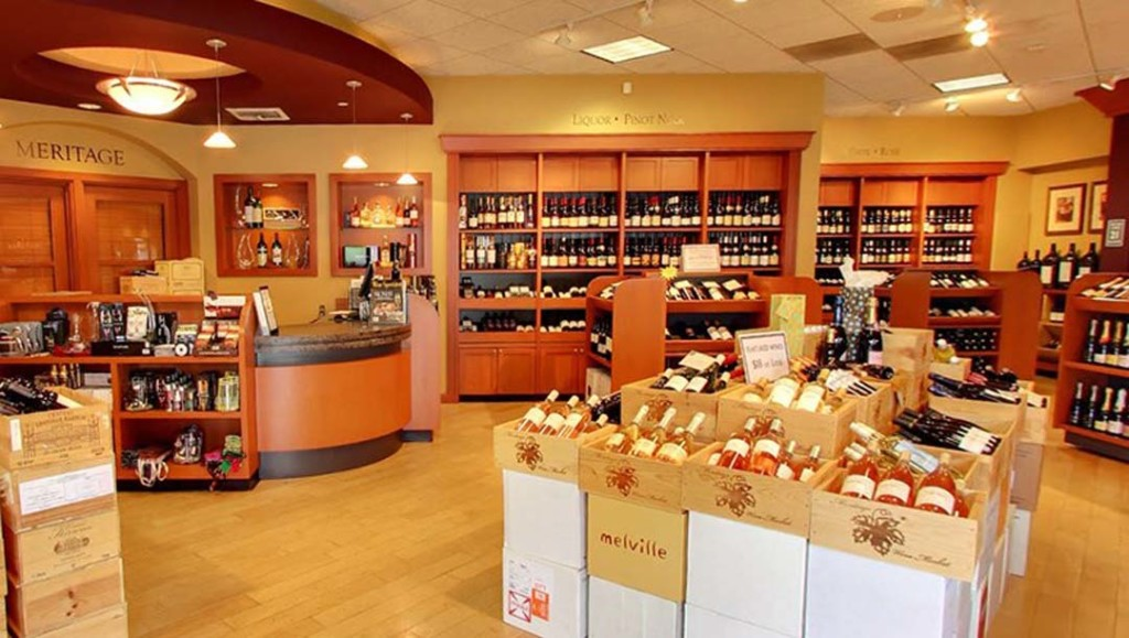 Meritage Wine Market in Encinitas has the choicest names in California wines, with many other selections from the rest of the wine world. Photo courtesy Meritage Wine Company