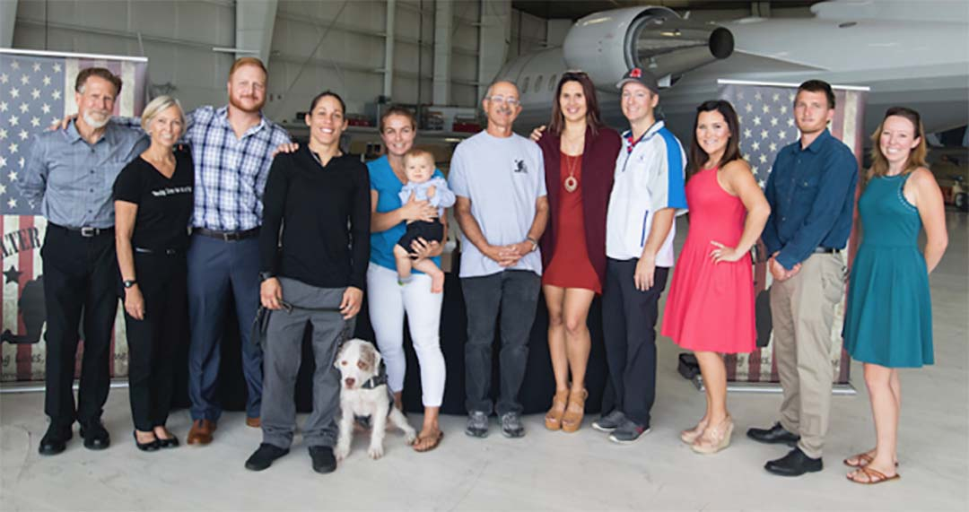 Schubach Aviation raises more than $10,000 for charities