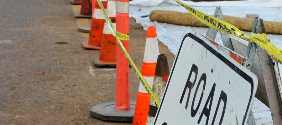 100-year-old water, sewer pipelines being replaced
