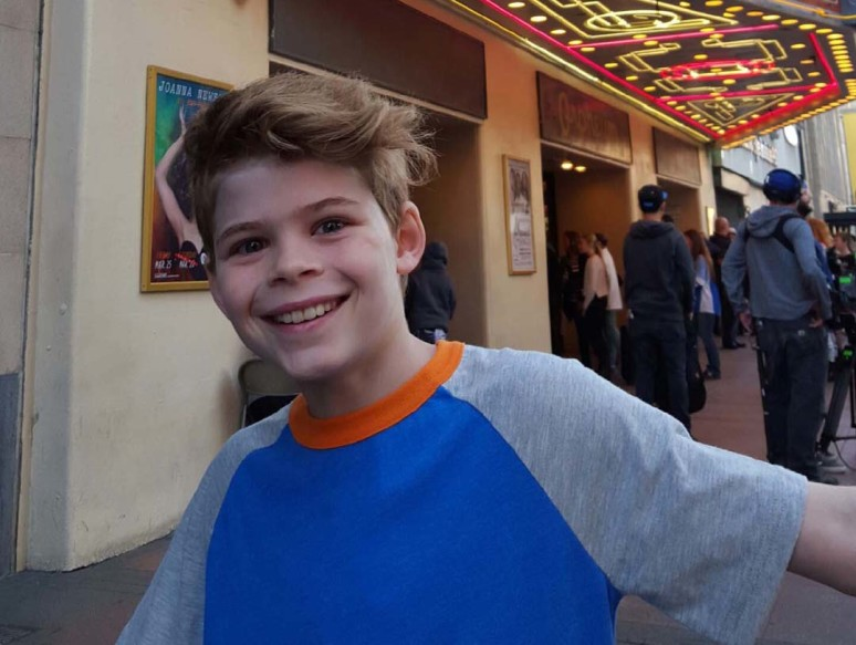 """Merrick Hanna, the 11-year-old Cardiff dancer and performer will make an appearance on the Dec. 11 airing of Nickelodeon's """"Lip Sync Battle Shorties.""""  Courtesy photo"""