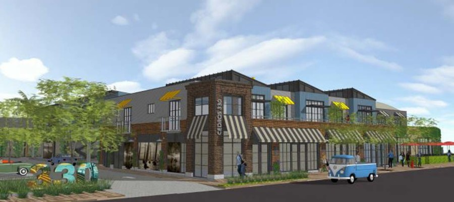 Mixed-use project approved for S. Cedros