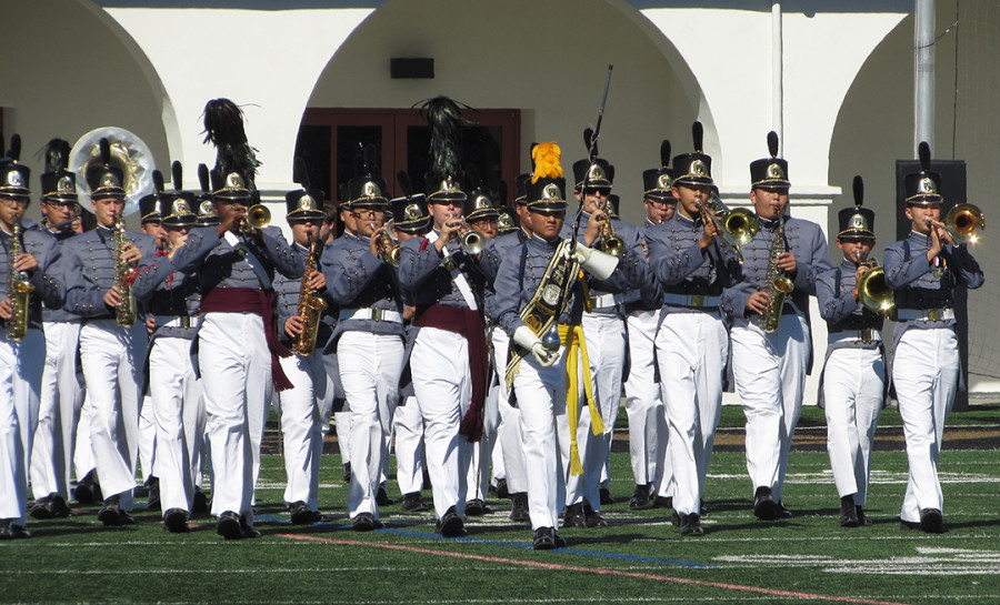 Cadets to ride for their 'brothers' starting Friday