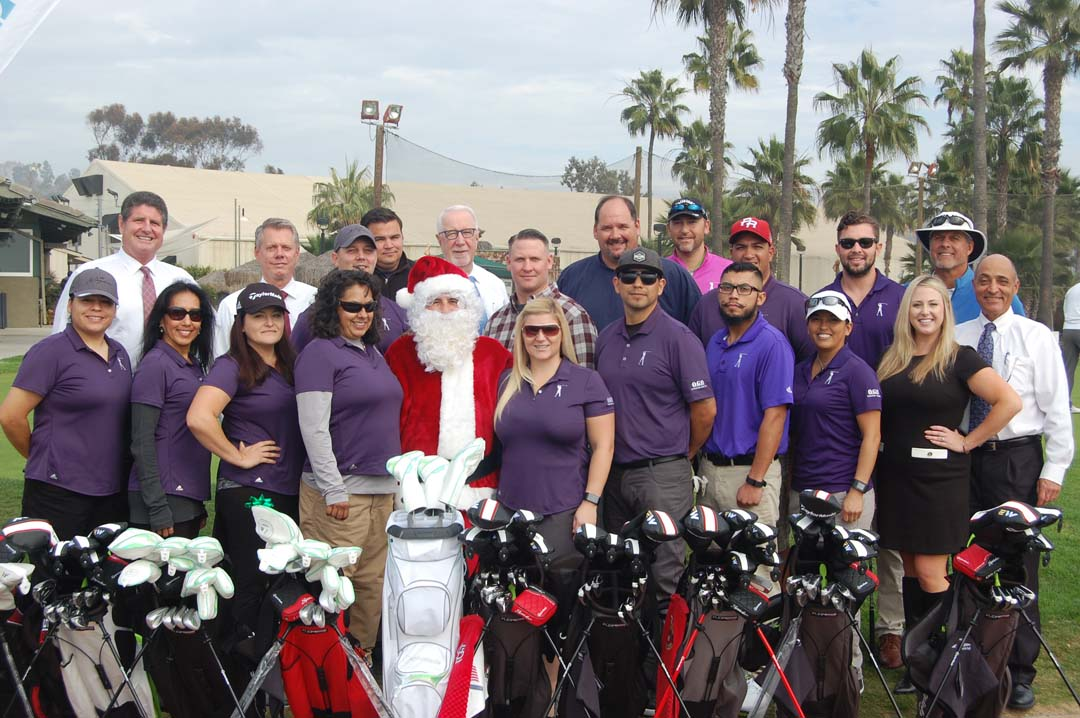 Christmas comes early for combat-injured troops