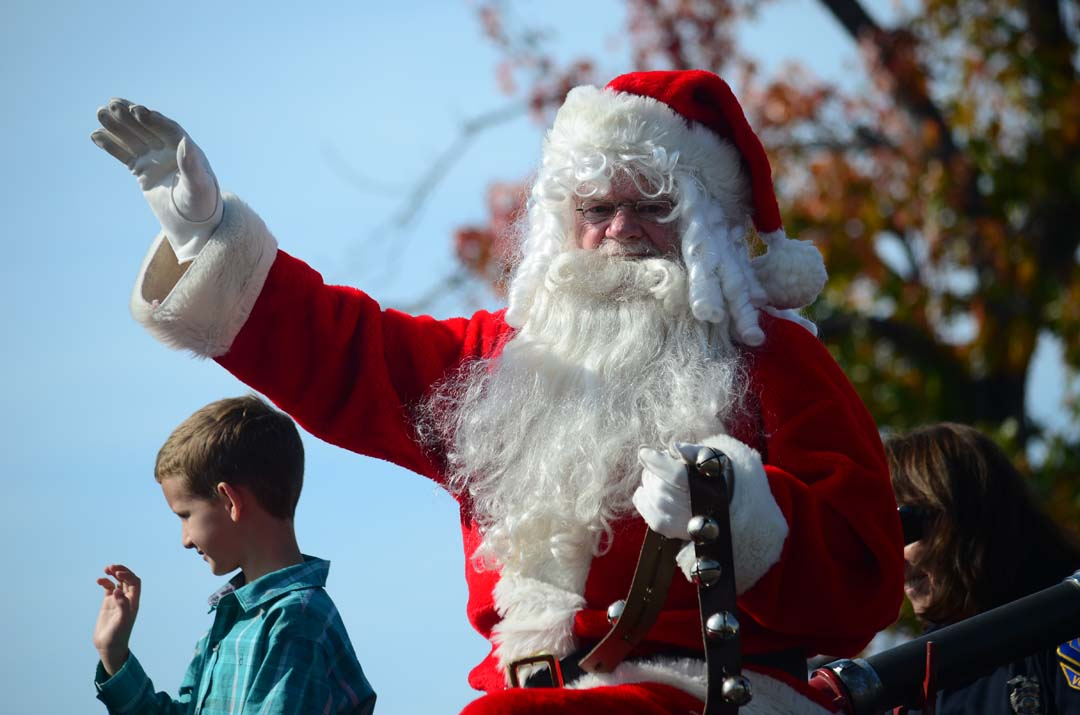 The holidays arrive in Escondido