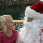 Tell Santa what you want for Christmas while cruising Dana Point Harbor. Free boat rides 10 a.m. to 2 p.m. Dec. 3 and Dec. 4.