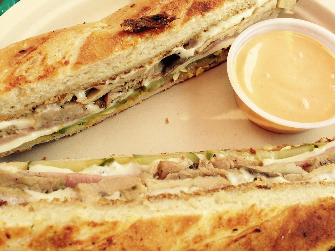 An ode to a Cuban sandwich