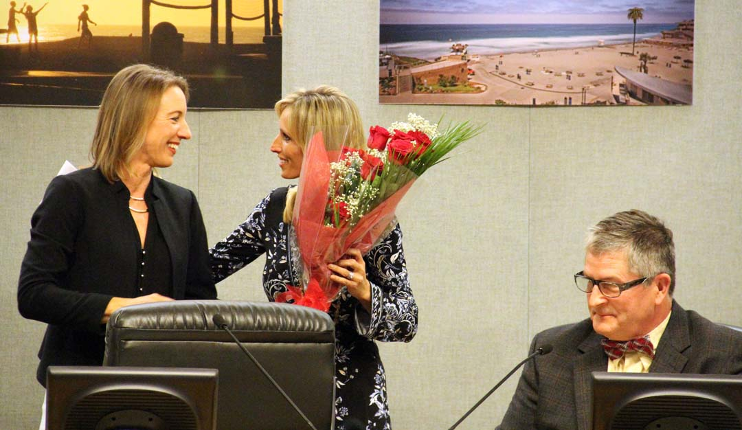 Gaspar, Shaffer bid farewell; new mayor, council sworn in