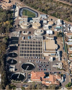 The Escondido Hale Avenue Resource Recovery Facility (HARRF) station treats raw water before pumping it to customers in the city. Courtesy photo