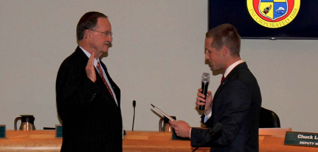 Re-elected city officials profess their love for Oceanside