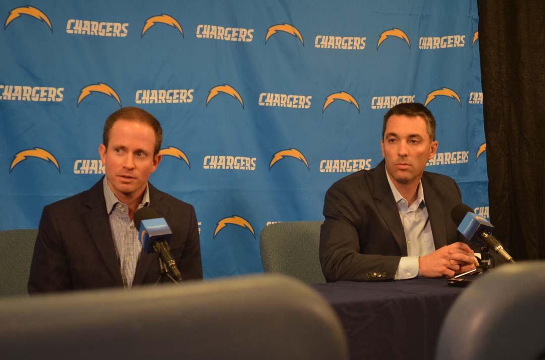 Chargers Park goes dark after another losing season