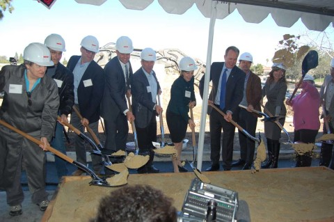 One Paseo officially breaks ground