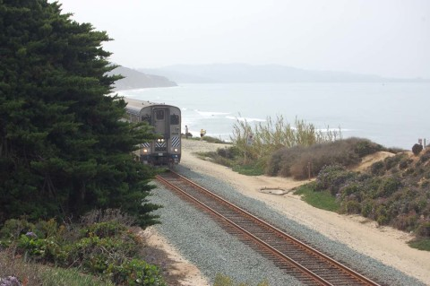 City working to remove tracks from bluffs sooner than planned