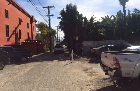 Neighborhood issues resurface over Leucadia alleys